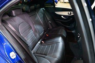 2016 Mercedes-Benz C-Class W205 807MY C250 d 7G-Tronic + Blue 7 Speed Sports Automatic Sedan