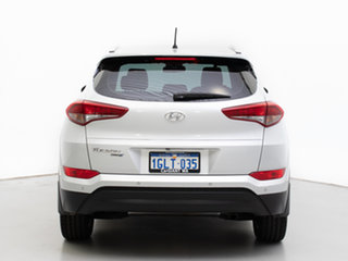 2016 Hyundai Tucson TL Active X (FWD) Silver, Chrome 6 Speed Automatic Wagon