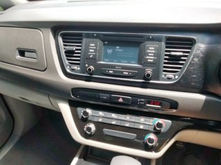 2017 Kia Carnival YP MY17 S White 6 Speed Automatic Wagon