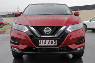 2020 Nissan Qashqai J11 Series 3 MY20 ST+ X-tronic Magnetic Red 1 Speed Constant Variable Wagon