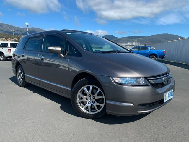 Used Honda Odyssey 3rd Gen MY07 Luxury Moonah, 2008 Honda Odyssey 3rd Gen MY07 Luxury 5 Speed Sports Automatic Wagon
