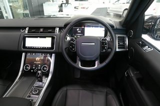 2020 Land Rover Range Rover Sport L494 20.5MY SE Black 8 Speed Sports Automatic Wagon