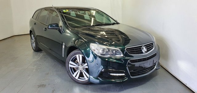 Used Holden Commodore VF MY14 SV6 Sportwagon Elizabeth, 2014 Holden Commodore VF MY14 SV6 Sportwagon Regal Peacock 6 Speed Sports Automatic Wagon