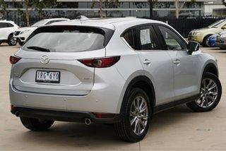 2019 Mazda CX-5 KF Series Akera Silver Sports Automatic SUV.