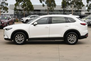 2019 Mazda CX-9 TC Touring SKYACTIV-Drive White 6 Speed Sports Automatic Wagon
