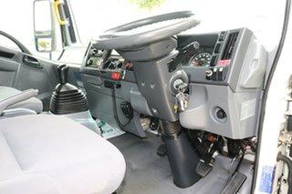 2012 Isuzu NPS 300 White Manual Firetruck