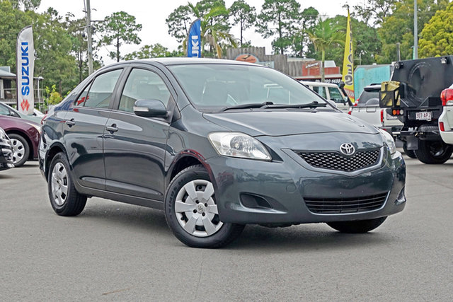 Used Toyota Yaris NCP93R MY09 YRS Chandler, 2009 Toyota Yaris NCP93R MY09 YRS Flint 4 Speed Automatic Sedan