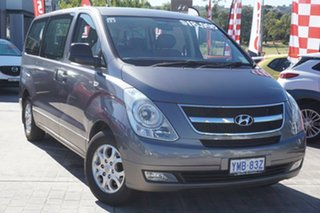 2011 Hyundai iMAX TQ-W Grey 4 Speed Automatic Wagon.