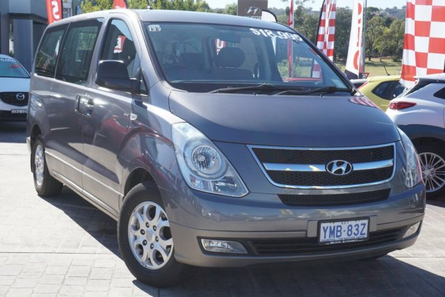 Used Hyundai iMAX TQ-W Phillip, 2011 Hyundai iMAX TQ-W Grey 4 Speed Automatic Wagon