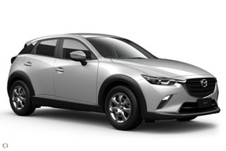 2021 Mazda CX-3 DK2W7A Neo SKYACTIV-Drive FWD Sport White 6 Speed Sports Automatic Wagon