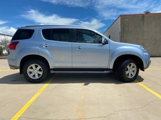 2015 Isuzu MU-X MY15 LS-T Rev-Tronic Blue 5 Speed Sports Automatic Wagon.