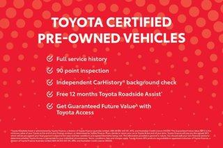 2017 Toyota Hilux GUN126R SR5 (4x4) Olympia Red 6 Speed Automatic Dual Cab Utility