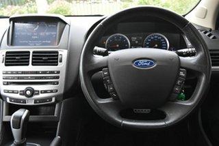 2012 Ford Falcon FG MkII XR6 Blue 6 Speed Automatic Sedan