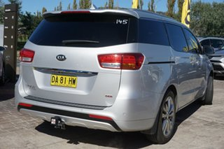 2018 Kia Carnival YP MY19 Platinum Silver 8 Speed Sports Automatic Wagon