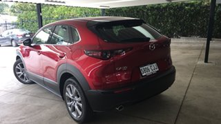 2021 Mazda CX-30 DM4WLA G25 SKYACTIV-Drive i-ACTIV AWD Touring Soul Red 6 Speed Sports Automatic.