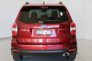 2015 Subaru Forester S4 MY15 2.5i-L CVT AWD Maroon 6 Speed Constant Variable Wagon