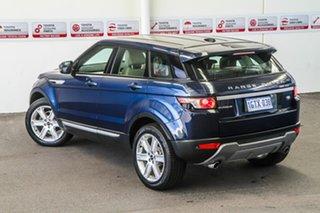 2012 Land Rover Range Rover Evoque LV SD4 Pure 6 Speed Automatic Wagon.
