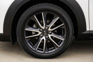 2017 Mazda CX-3 DK sTouring White Sports Automatic SUV