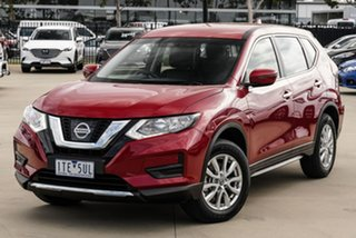 2019 Nissan X-Trail T32 Series II ST Red Constant Variable SUV.