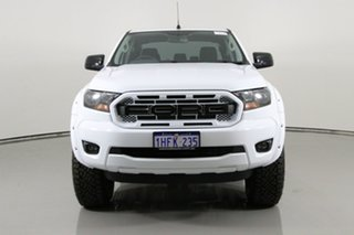 2017 Ford Ranger PX MkII MY17 XL 3.2 (4x4) White 6 Speed Automatic Crew Cab Utility.