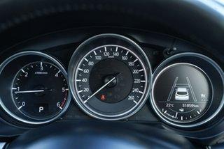 2018 Mazda CX-8 KG2W2A Sport SKYACTIV-Drive FWD White 6 Speed Sports Automatic Wagon