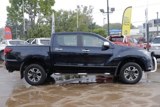 2018 Mazda BT-50 UR0YG1 XTR 4x2 Hi-Rider Deep Crystal Blue 6 Speed Sports Automatic Utility.