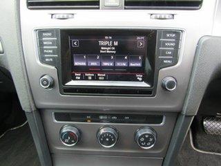 2013 Volkswagen Golf VII 90TSI DSG Red 7 Speed Sports Automatic Dual Clutch Hatchback