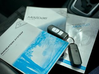 2013 Mazda 6 GJ1031 Touring SKYACTIV-Drive Red/Black 6 Speed Sports Automatic Sedan