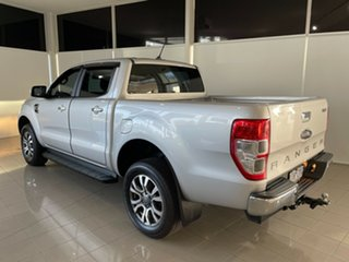 2018 Ford Ranger PX MkIII 2019.00MY XLT Hi-Rider Silver 10 Speed Sports Automatic Utility