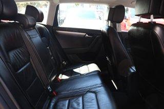 2012 Volkswagen Passat Type 3C MY12.5 118TSI DSG Blue 7 Speed Sports Automatic Dual Clutch Wagon