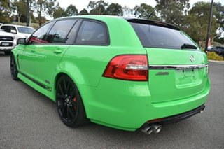 2017 Holden Commodore VF II MY17 SS V Sportwagon Redline Green 6 Speed Sports Automatic Wagon