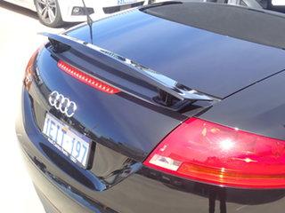 2007 Audi TT 8J 2.0 TFSI Absolute Black 6 Speed Direct Shift Roadster