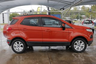2014 Ford Ecosport BK Trend Orange 5 Speed Manual Wagon.