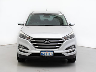 2016 Hyundai Tucson TL Active X (FWD) Silver, Chrome 6 Speed Automatic Wagon.