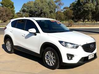 2016 Mazda CX-5 KE1072 Maxx SKYACTIV-Drive FWD Sport Crystal White Pearl 6 Speed Sports Automatic.