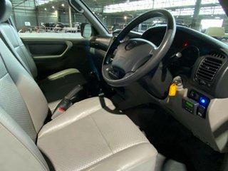 2005 Toyota Landcruiser HZJ105R Standard White 5 Speed Manual Wagon