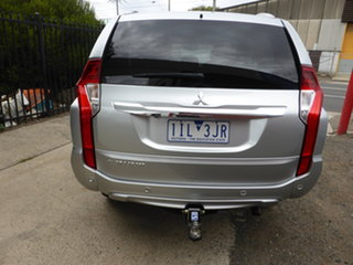 2016 Mitsubishi Pajero Sport QE MY16 GLS Silver 8 Speed Sports Automatic Wagon
