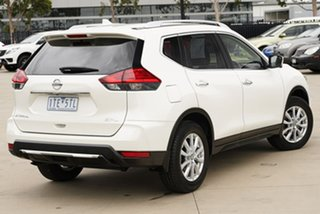2019 Nissan X-Trail T32 Series II ST-L White Constant Variable SUV.