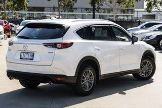 2018 Mazda CX-8 KG Series Sport White Sports Automatic SUV.
