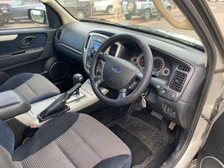 2007 Ford Escape ZC XLS Silver 4 Speed Automatic SUV