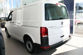 2020 Volkswagen Transporter T6.1 MY21 TDI340 SWB DSG White 7 Speed Sports Automatic Dual Clutch Van.