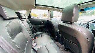 2011 Nissan Dualis J10 Series II MY2010 Ti Hatch X-tronic Purple 6 Speed Constant Variable Hatchback