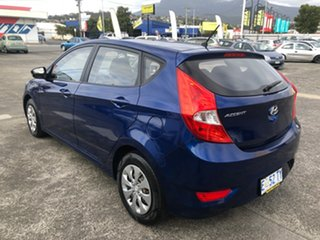 2015 Hyundai Accent RB3 MY16 Active Blue 6 Speed Constant Variable Hatchback
