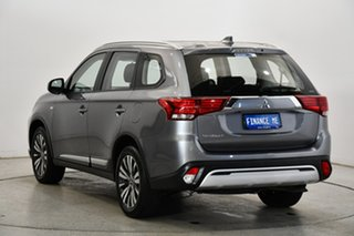 2019 Mitsubishi Outlander ZL MY19 ES AWD Grey 6 Speed Constant Variable Wagon
