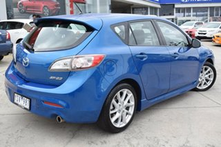 2010 Mazda 3 BL10L1 SP25 Activematic Blue 5 Speed Sports Automatic Hatchback