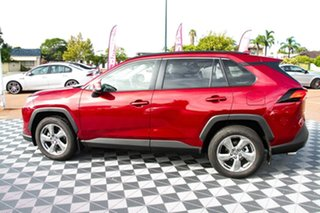 2020 Toyota RAV4 Mxaa52R GXL 2WD Red 10 Speed Constant Variable Wagon