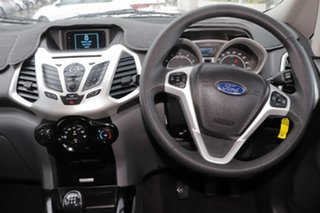 2014 Ford Ecosport BK Trend Orange 5 Speed Manual Wagon