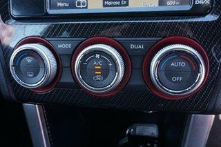 2015 Subaru WRX V1 MY15 STI AWD White 6 Speed Manual Sedan