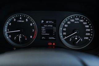 2019 Hyundai Tucson TL3 Active X Red Automatic SUV