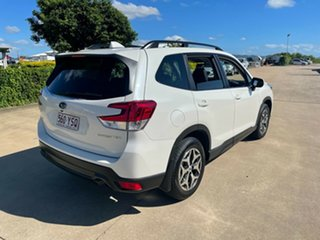 2018 Subaru Forester S4 MY18 2.5i-L CVT AWD White/280918 6 Speed Constant Variable Wagon.